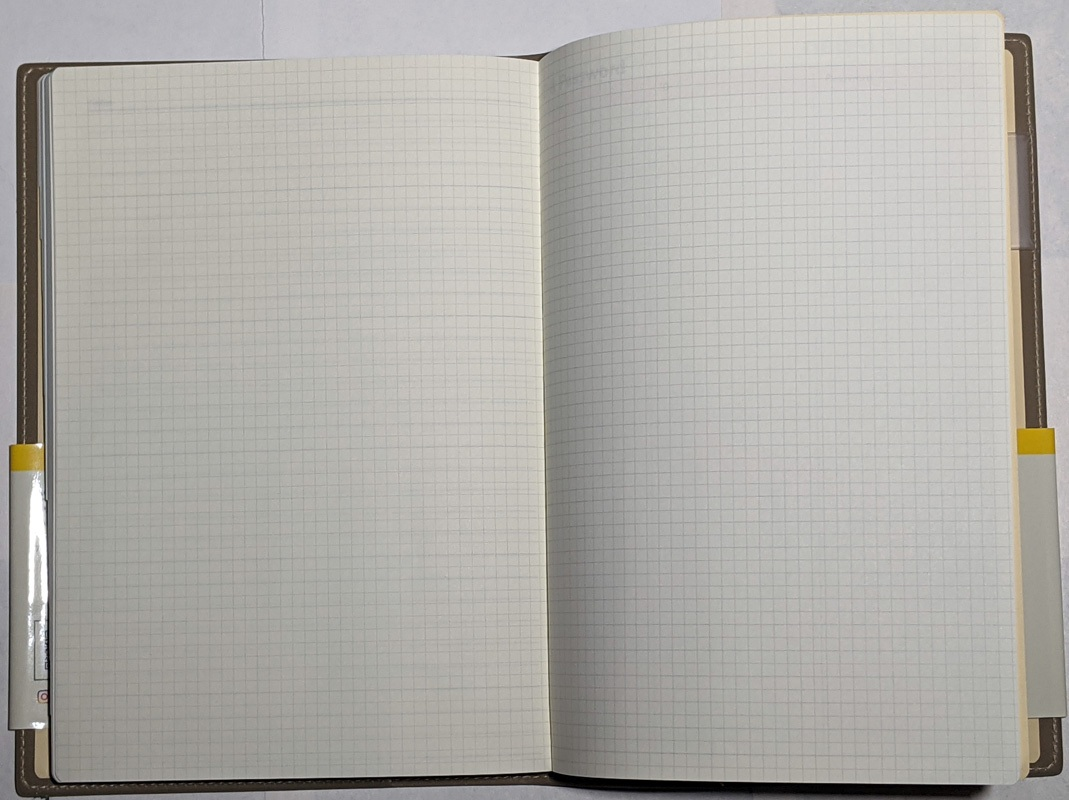 Nolty 6469 end grid pages