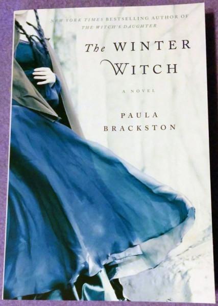 The Winter Witch by Paula Brackston