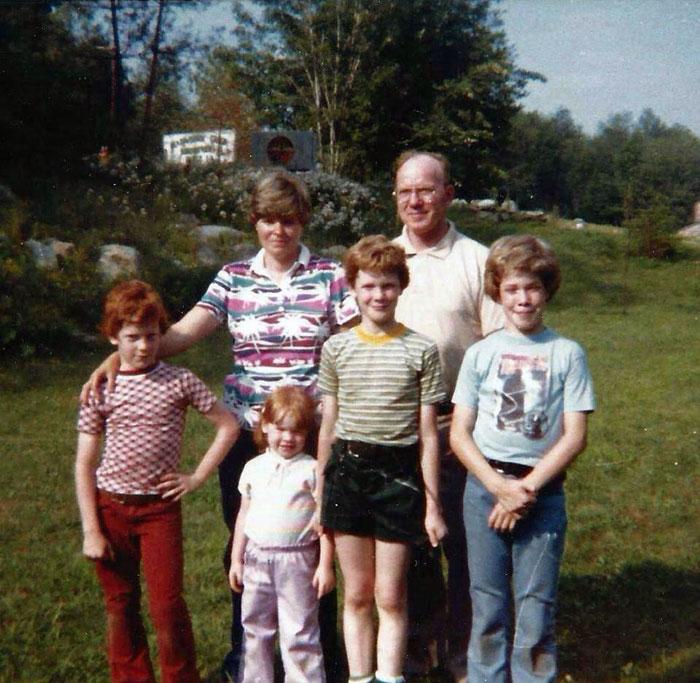 Early family photo.